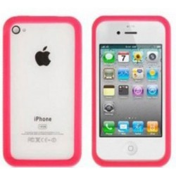Bumper rose Apple iPhone 4