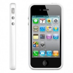 Bumper blanc Apple iPhone 4