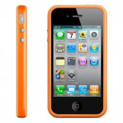 Bumper orange Apple iPhone 4