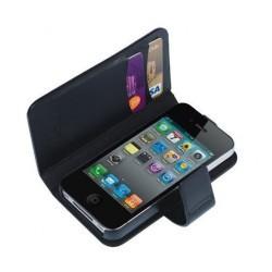Trexta housse clapet cuir modèle ROTATING FOLIO Pour iPhone 4