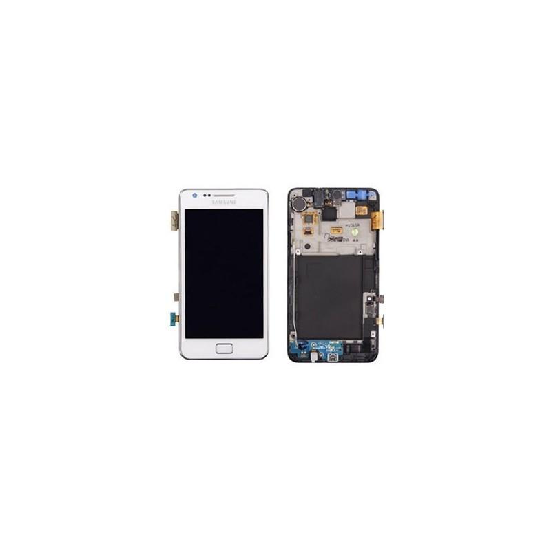 Ecran lcd tactile samsung i9100 galaxy s 2 pour samsung for Samsung photo ecran