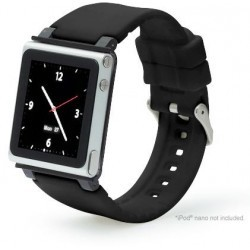 iWatchz Systéme Black Transformez votre iPod NANO 6 en véritable montre