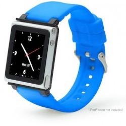 iWatchz Systéme Bleu Transformez votre iPod NANO 6 en véritable montre