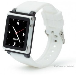 iWatchz Systéme Blanche Transformez votre iPod NANO 6 en véritable montre