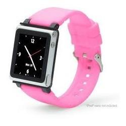 iWatchz Systéme Rose Transformez votre iPod NANO 6 en véritable montre