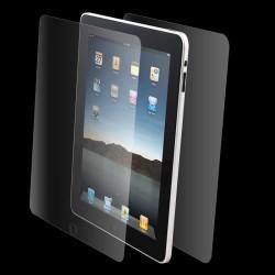Zagg Invisible Shield - Film de protection intégral Full Body pour iPad Wi-Fi + 3G