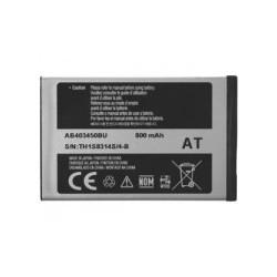 Batterie d'origine Samsung AB403450BU