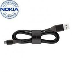 Câble Data Micro-USB d'Origine pour Nokia 500: 9,60€