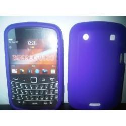 Silicone Blackberry Bold 9900/9930 Violet