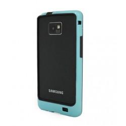 Bumper Bleu Samsung Galaxy S2 I9100