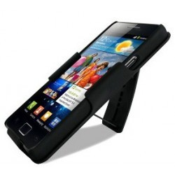 Coque et support clip ceinture Samsung Galaxy S2 I9100