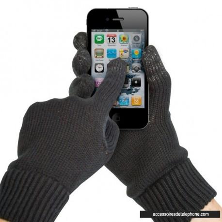 Gants vitre tactile universels pour téléphone mobile
