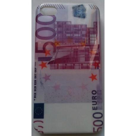Coque iPhone 4S billet 500€