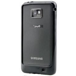 Coque Bumper noir pour Samsung Galaxy S2 i9100