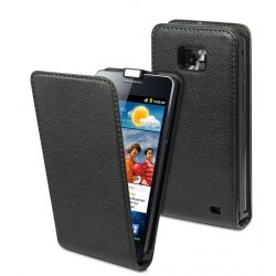 Housse CUIR moxie Trendy pour Samsung Galaxy S2 LUXE