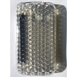 Silicone transparente effet brillant Samsung Galaxy Y