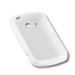 HTC Explorer silicone blanche