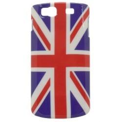 Coque drapeau Angleterre Samsung Wave 3