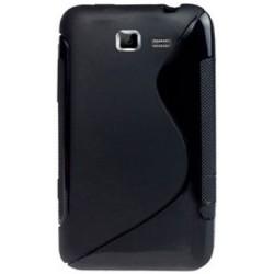 Coque silicone Samsung Galaxy Y pro B 5510