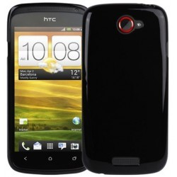 Coque noir pour HTC One S