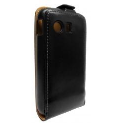 Etui cuir luxe Moxie pour Samsung Galaxy Y S5360