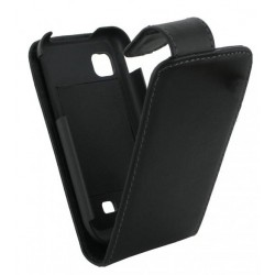 Housse noir Samsung Galaxy Y pro B5510