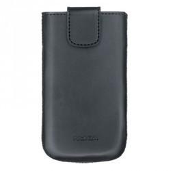 Pochette Nokia (étui vertical couleur noir)