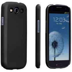 Coque Barely There Case Mate Samsung Galaxy S3 noire