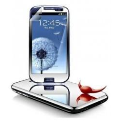 Film effet miroir protection d'écran pour Samsung Galaxy S3