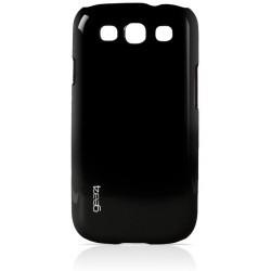 Coque Gear4 luxe noir ultraplate pour le Samsung Galaxy S3