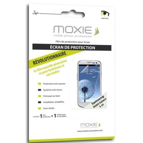Film Moxie pose facile pour Samsung Galaxy S3