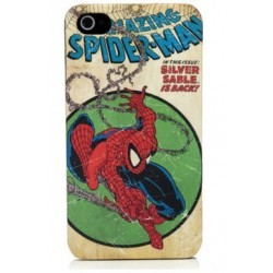 Coque Marvel I-Phone 4/ 4S Amazing Spiderman