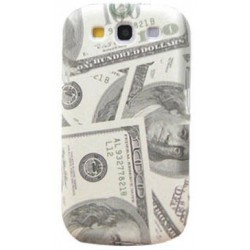 Coque motif Dollar - protection pour Samsung Galaxy S3