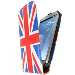 Housse Drapeau Angleterre Samsung Galaxy S3