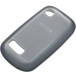 Coque Nokia Asha 200 noir d'origine