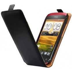 Etui noir luxe pour le HTC Desire C 11,90€
