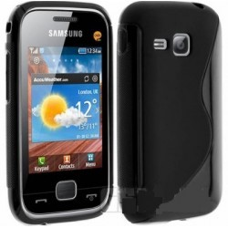 Coque noir Samsung Player Mini 2 C3310