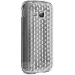 Coque blanche protection Samsung Player Mini 2 C3310