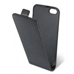 Housse noire iPhone 5
