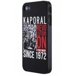 "Coque Kaporal I-Phone 5 ""Revolution The Way"""