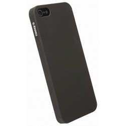 Coque rigide noir KRUSSEL polycarbonate iPhone 5