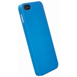 Coque bleue métallique pour iPhone 5 Colorcover Krusell