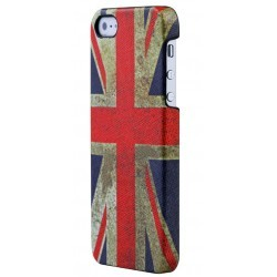 Coque vintage Angleterre pour iPhone 5