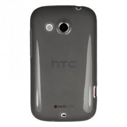 Coque noir pour HTC Desire C