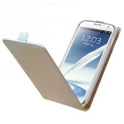 Etui blanc pour Samsung Galaxy Note 2