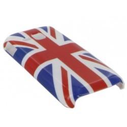 Coque drapeau Angleterre Samsung Player mini 2 C3310