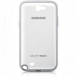 Coque arrière origine blanche Samsung Galaxy Note 2