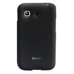 Coque noir Samsung Star 3 S5220
