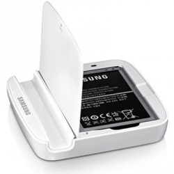 Station d'acceuil + Batterie origine 3100 mA/h Samsung Galaxy Note 2