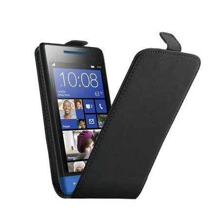 Etui luxe cuir pour le HTC 8S windows phone